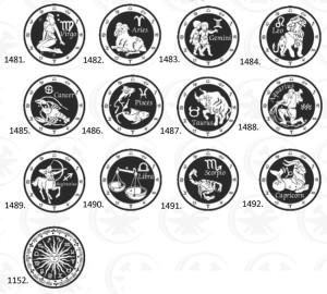14 Знаки зодиака 32.6