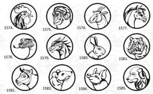 15 Животные лунного календаря 32.6
